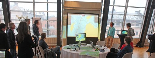 International Stakeholders Shape the Future of Shipping in the Baltic Sea