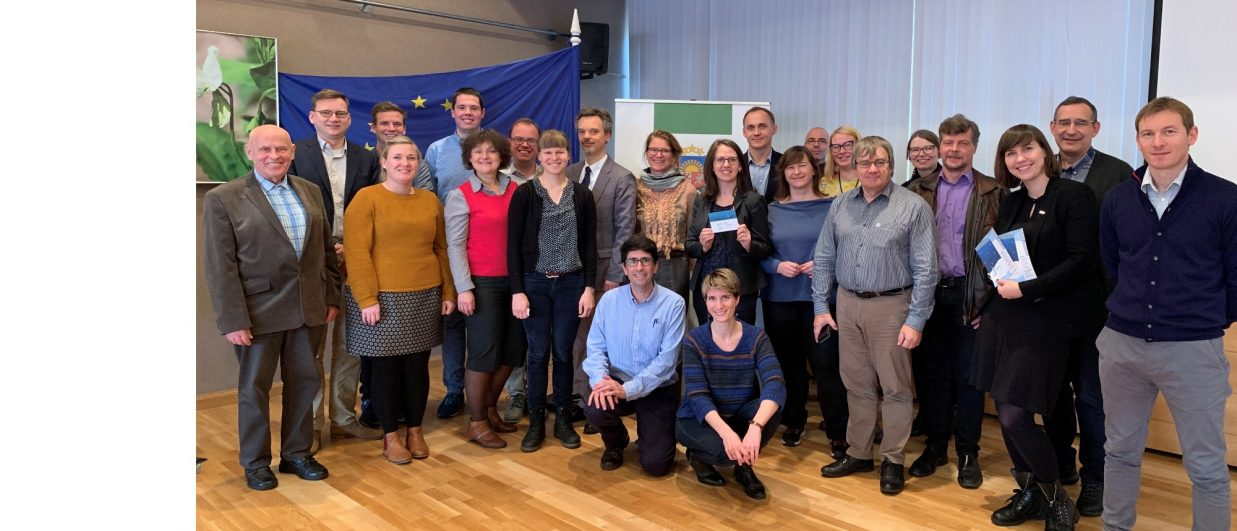 Final Baltic LINes project partner meeting was held in Riga