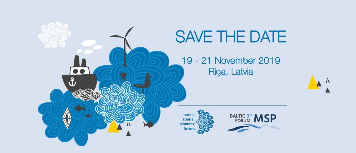 3rd Baltic MSP Forum and Pan Baltic Scope Final Conference