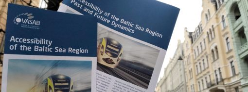 New publications: Accessibility of the Baltic Sea Region