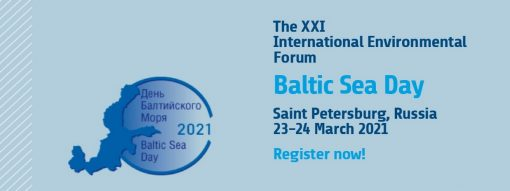 International Environmental Forum Baltic Sea Day