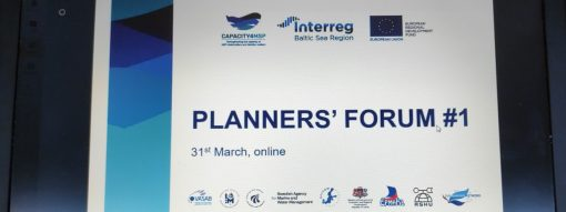 1st Planners' Forum within the Capacity4MSP project