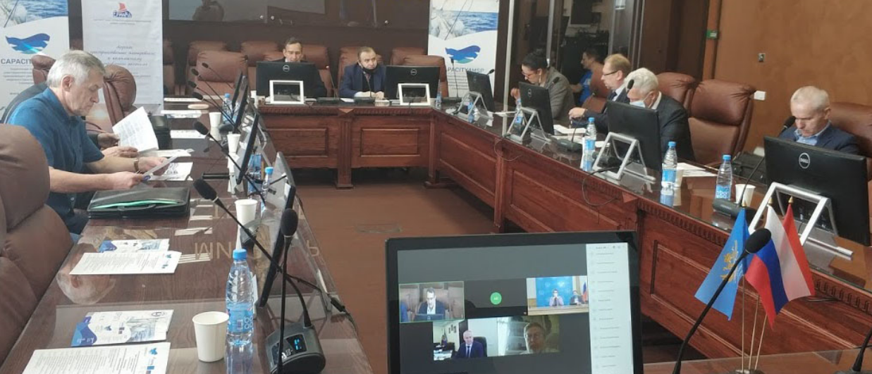 Thematic workshops for the development of the Russian MSP Roadmap