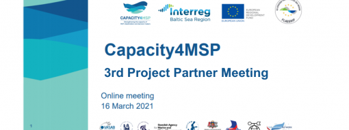 Capacity4MSP 3rd Project Partner meeting