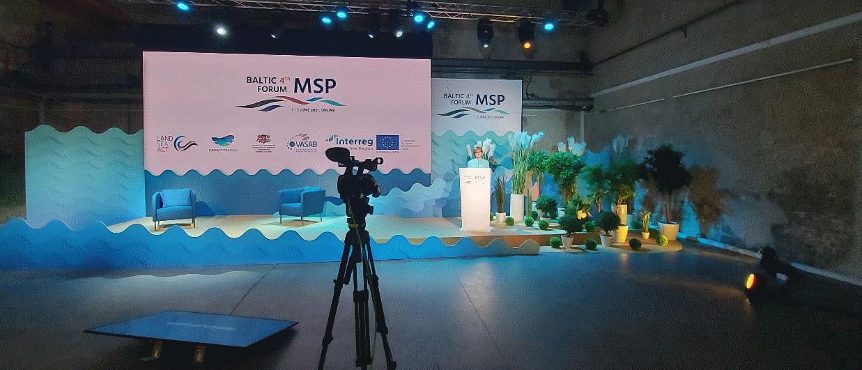 4th Baltic MSP Forum 2021