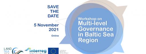 Workshop: Multi-level Governance in the Baltic Sea Region